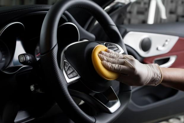 Poliauto - Higienização Interior do Veículo